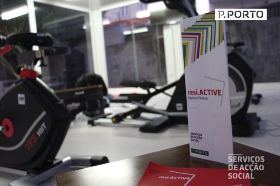 Resi.ACTIVE, o espaço fitness das residências | CátiaSousa©