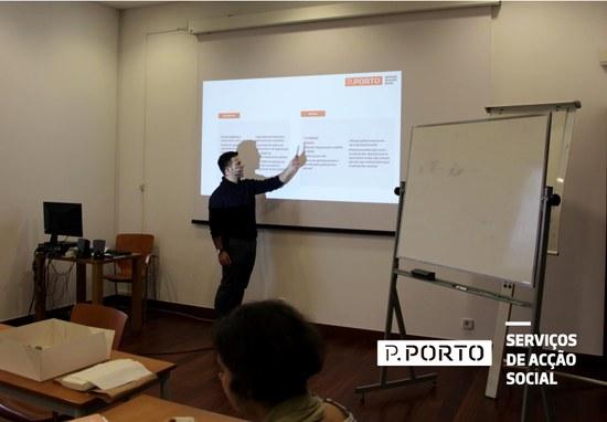"""Equipa dos SAS do P.PORTO em """"brainstorming"""" durante dois dias"""