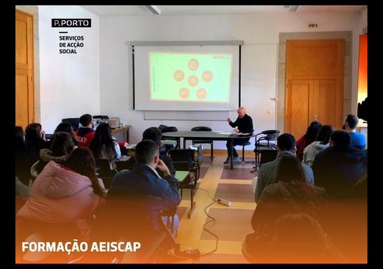 FORMAÇÃO AOS DIRIGENTES DA AEISCAP