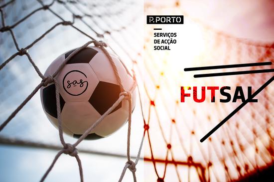 Futsal para residentes dos SAS do P.PORTO