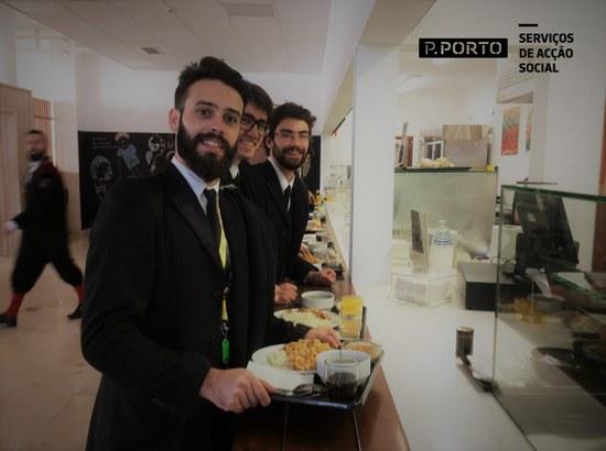 ITAU fornece Unidades Alimentares do P.PORTO