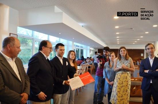 Decorreu dia 31 de maio, no Meeting Point do ISEP, a entrega dos diplomas no âmbito do Projeto Dose Certa