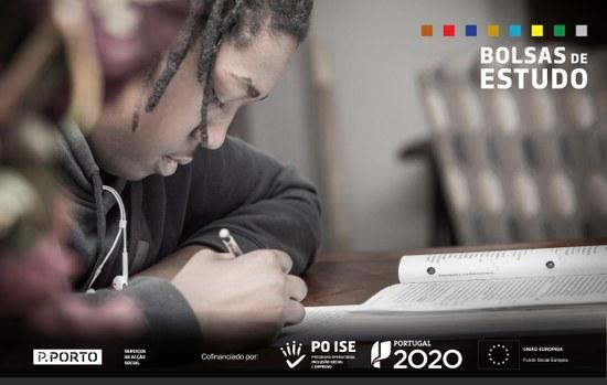 O P.PORTO é a Instituição do Ensino Superior com mais bolseiros, no ano letivo 2020/2021