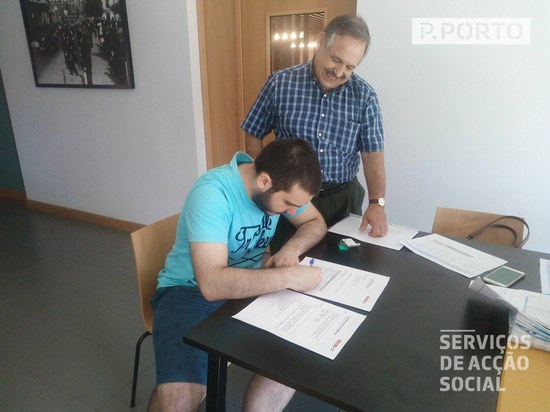 Residências dos SAS em Vila do Conde contam com dezenas de caras novas