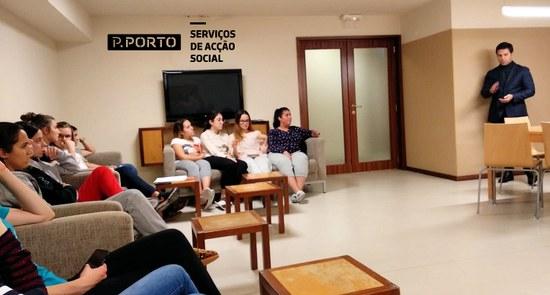 SAS do P.PORTO reúnem com residentes