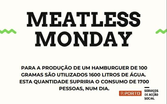 SAS do P.PORTO – Meatless Monday