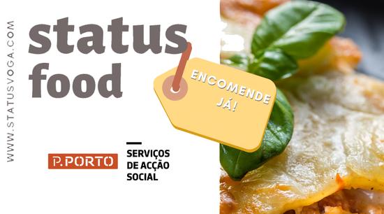 SAS do P.PORTO apresenta projeto StatusFood