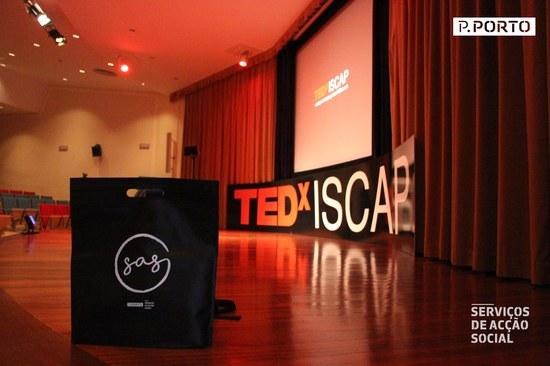 TEDxISCAP 2017: mais uma edição de sucesso em parceria com os SAS