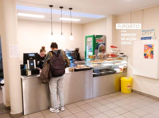 Unidade Alimentar da ESTG abre com imagem renovada